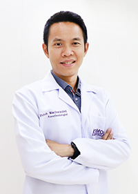 Dr.Petch Wacharasint, M.D.