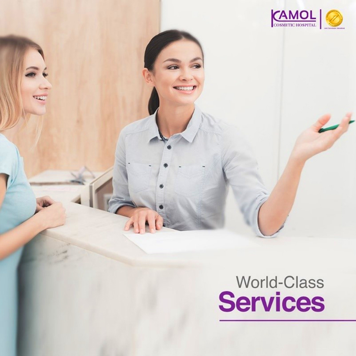 World-Class Services